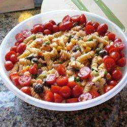 Ranch Bacon Pasta Salad recipe