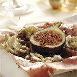 Prosciutto With Fresh Figs And Mozzarella recipe