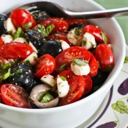 Fresh Mozzarella Salad recipe