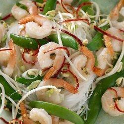 Vietnamese Shrimp And Chicken Salad recipe