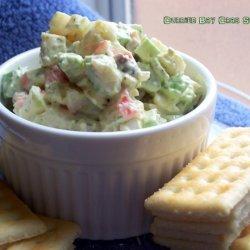 Curried Crab Salad recipe
