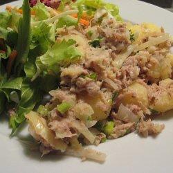 Potato Salad With Tuna recipe