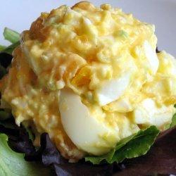 On The Run Egg Salad recipe