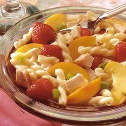 Fruited Turkey Pasta Salad recipe