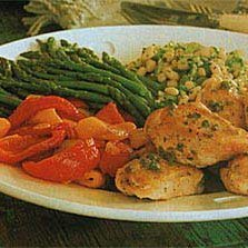 Sauteed Chicken Breasts with Capers recipe