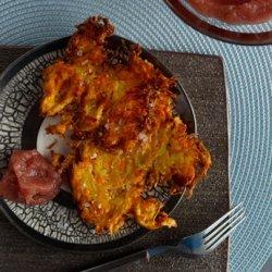 Carrot Potato Latkes recipe