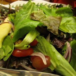 Apple And Walnut Salad recipe