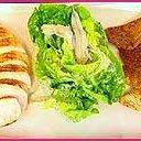 Healthy Chicken Caesar Salad recipe