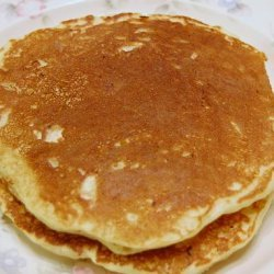 Best Buttermilk Pancakes On The Planet recipe