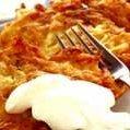 Potatoe Latkes recipe