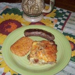 Bavarian Egg Strata recipe