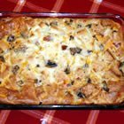 Bacon Egg And Cheese Strata recipe