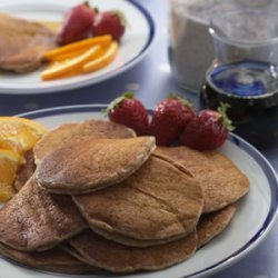 Healthy Flax Pancake Mix recipe