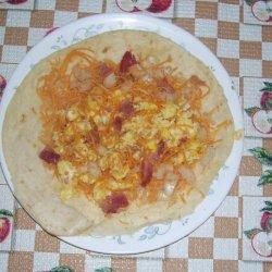 Erins Breakfast Burrito recipe