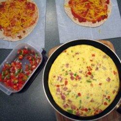 Denver Omelet Rollups recipe