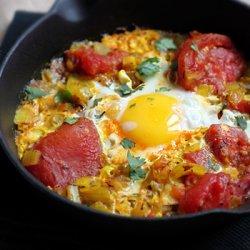 Shakshouka recipe