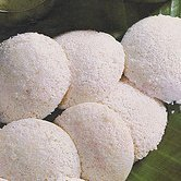 Idli - Steamed Sour Rice Cakes recipe