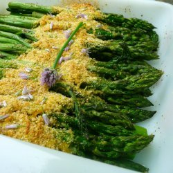 Asiago Asparagus Omelet recipe