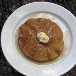 Gingerbread Man Pancakes recipe