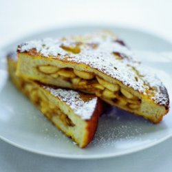 Jamie Olivers Stuffed French Toast recipe