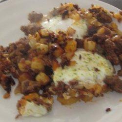 Mexican Hash recipe