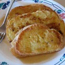 Apple Vanilla Almond French Toast recipe
