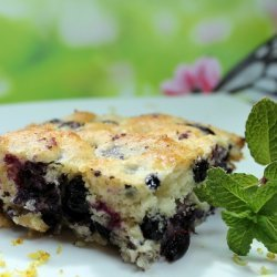 Blueberry Coffee Cake recipe