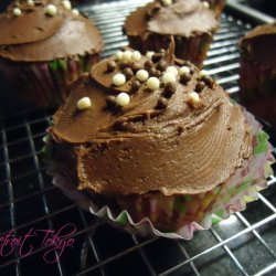 Oatmeal Muffins With Nutella Frosting recipe