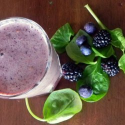Spinach & Berry Smoothie recipe