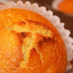 Soy Milk Corn Muffins recipe