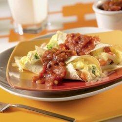 Breakfast Egg Burrito recipe