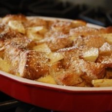 Caramel Apple French Toast recipe