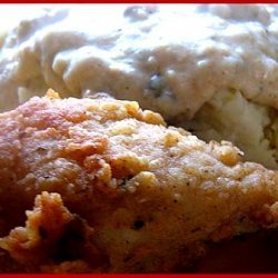 Lanas Country Cream Gravy For Fried Chicken  More recipe