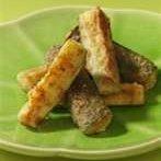 Oven-fried Zucchini In A Crunchy Parmesan Crust recipe