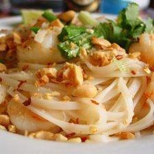 Pad Thai Fried Noodles recipe