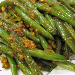 Szechuan Green Bean recipe