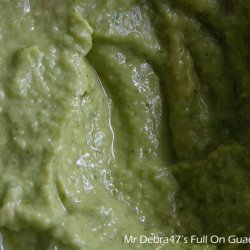 Guacamole - Full On No Holds Barred recipe