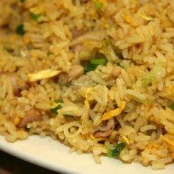 Oriental Rice recipe