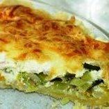 German Leek Pie recipe