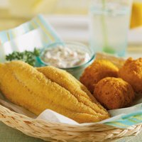 Hush Puppies From My Home Away From Home recipe