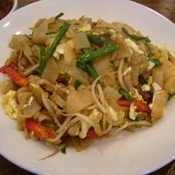 Fried Rice Noodle recipe