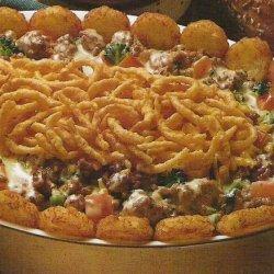 Beef Broccoli And Potato Casserole recipe