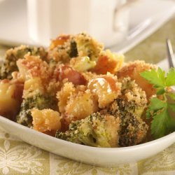 Tried And True Three Vegetable Bake recipe