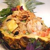 Fancy Pineapple Thai Fried Rice recipe