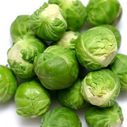 Brussel Sprouts Gratin recipe