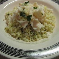 Jasmine Rice With Garlic Ginger And Cilantro recipe