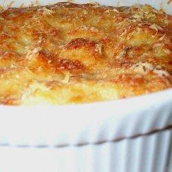Toasted Leek And Potato Souffl recipe