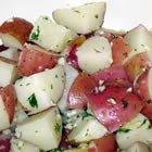 Garlic Dill Roasted Potatoes recipe