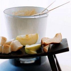 Oka Cheese Fondue recipe