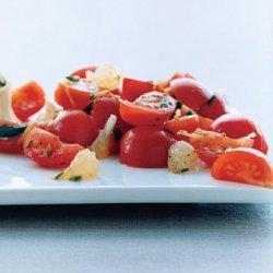 Cherry Tomato and Lemon Salad recipe